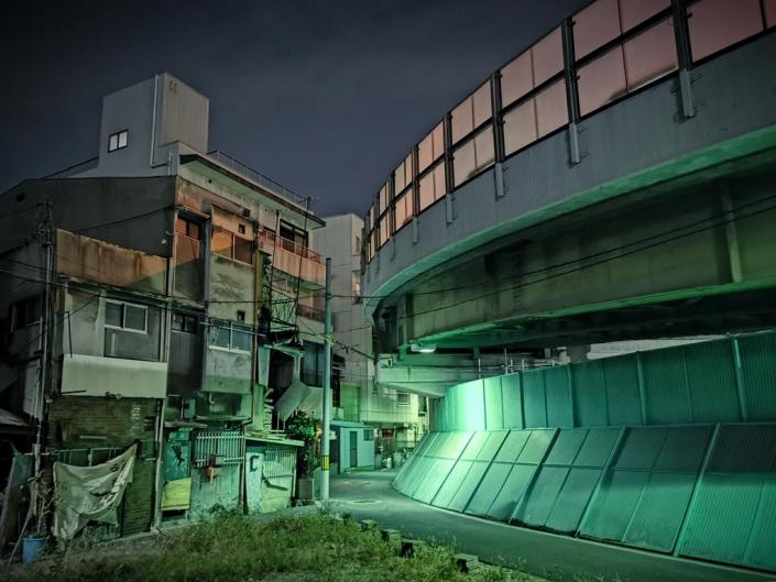 Osaka - Dark city