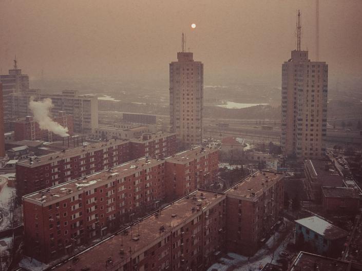 Beijing winter